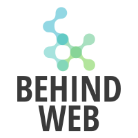 Agenzia Digital Marketing Roma | Behind Web Logo